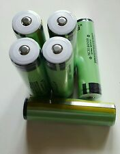 6PCS Genuine Protected Panasonic NCR18650B 3400mah Li-ion Battery USA seller