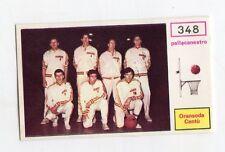 [LC40] FIGURINA CAMPIONI DELLO SPORT PANINI 1967/68 N. 348 PALLACANESTRO CANTU'