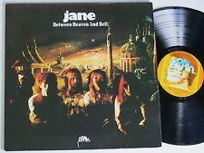 JANE BETWEEN HEAVEN AND HELL ORIG BRAIN KRAUT / PROG ROCK LP