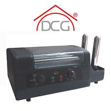 MACCHINA HOT-DOG PROFESSIONALE DCG CON 5 RULLI ANTIADERENTI HDM8850