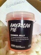 Lush Kitchen Exclusive American Pie Shower Jelly 240G *American Cream*