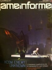 Game Informer XCOM: Enemy Unknown - Feb. 2012 English Monthly