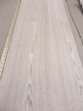 "Red Oak wood veneer 18"" x 48"" with paper backer 1/40th"" thickness ""A"" grade"