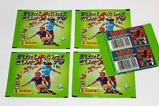 Panini EM EC Euro 96 1996 – 5 x TÜTE PACKET BUSTINA SOBRE RARE GERMAN VERSION