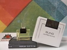 SUNG pure perfume parfum ALFRED SUNG 0.25 OZ / 8 ML SEALED NEW IN BOX