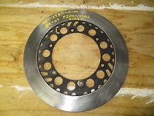 1984-2007 Yamaha FJ1100/FJ1200/VMAX left front brake disc/rotor