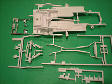 1968 Ford Mustang GT Cobra 1/25 Frame Axle Rear End Chassis Floor Pan Exhaust