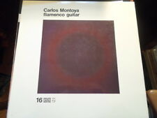 LP Carlos Montoya   Flamenco Guitar       PHILIPS TWEN SERIE 16