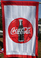 Coca-Cola House Flag Embroidered by Evergreen