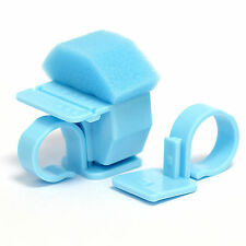 Titular de la esponja de espuma parte de 3D Kit de esculpir Cejas Ceja escultura de construcción