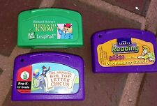 Leap Frog LeapPad and I Spy, Learning with Leap, and Batman