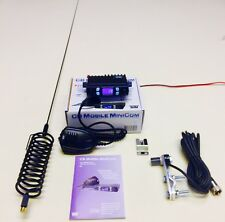 Team CB Radio Mobile Mini Com Starter Kit + Stinger Antenna Flat Bar Kit