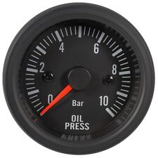 52mm LED Backlight Oil Pressure Gauge