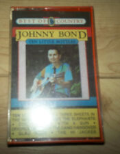 Best of Country Johnny Bond Cassette SEALED