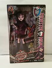 Monster High HAUNTLYWOOD Frights Camera Action ELISSABAT Black Carpet Movie Doll