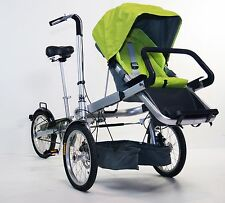 Stroller bike, tricycle easy transform into stroller, for boys and girls, 2016