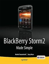 BlackBerry Storm2 Made Simple: Written for the Storm 9500 and 9530; an-ExLibrary