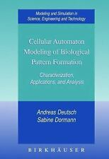 Cellular Automaton Modeling of Biological Pattern Formation, All Amazon Upgrade,