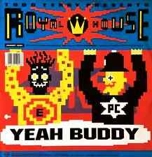 "ROYAL HOUSE (TODD TERRY PRESENTS) - Yeah Buddy/The Chase (12"") (VG-/G)"