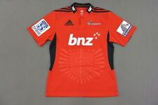 adidas Canterbury Crusaders 2013 Rugby League Club SUPERRUGBY Original SIGNED /M