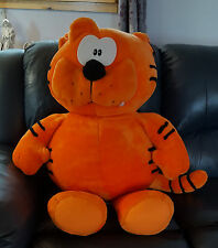 Nanco Heathcliff Plush HUGE Jumbo Giant Orange Cat 3 Feet tall