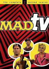 MADTV: THE COMPLETE SECOND SEASON (Bryan Callen) - DVD - Region 1 Sealed