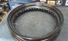 HARLEY PANHEAD SHOVELHEAD BLACK 16X3.00 RIM  FOR 1940-1980 BIG TWINS