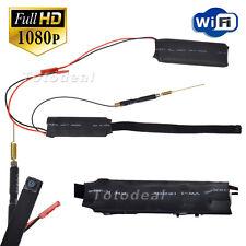 1080P Wifi dela cámara espía mini DIY Módulo DVdetección de movimiento de 8MP ES
