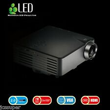 LED Projector 80 INCH SCREEN USB HDMI VGA AV SD CARD WARRANTY lowest price