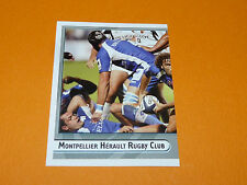 N°293 ACTION 1 MONTPELLIER HERAULT RC PANINI RUGBY 2007-2008 TOP 14 FRANCE
