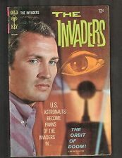 The Invaders #2 ~ The Orbit of Doom / Gold Key ~ (7.0) WH