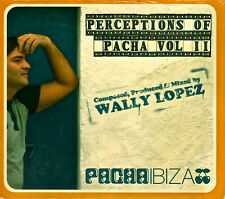 WALLY LOPEZ - PERCEPTIONS OF PACHA Vol.2   NEW SEALED 2CD