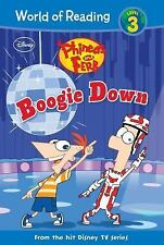 World of Reading Level 3: Phineas and Ferb : Boogie Down by Kristen Depken...