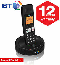 BT 3510 Single Cordless Telephone with Answer Machine Caller ID, Upto 300m Range