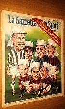 LA GAZZETTA DELLO SPORT ILLUSTRATA-ANNO 3 #  7 - 17 FEB 1979-LEGIONE STRANIERA