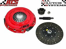 ACS PERFORMANCE STAGE 2 CLUTCH KIT JEEP CHEROKEE TJ DODGE DAKOTA 3.9L 4.0L