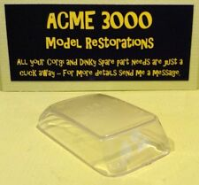 French Dinky 546 554 Opel Rekord & Taxi Reproduction Clear Plastic Window Unit