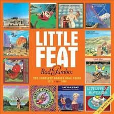 Little Feat - Red Gumbo: The Complete Warner Bros. Yea [Like New]