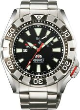 Orient SEL03001B Men's M-Force 2011 Power Reserve 200 M Automatic Dive Watch