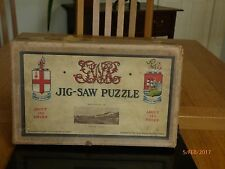 Collection of  Five Vintage Great Western Railway (Chad Valley) Jigsaws