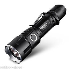 KLARUS Tactical LED Flashlight  XT11GT 2000LM CREE XHP35 Torch + 3100mAh Battery