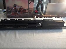 O GAUGE MTH Premier C&O 2-6-6-6 Die-cast H8 Steam Engine & Tender- VERY GOOD