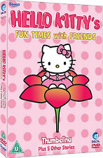 Hello Kitty - Thumbelina & 5 Other Stories - DVD - BRAND NEW SEALED