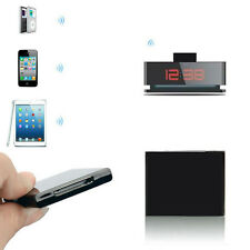 Bluetooth Music Audio 30 Pin Receiver Adapter For Apple iPhone Dock Speaker