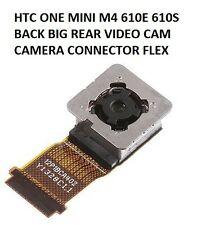 NEW HTC ONE MINI M4 610E 610S BACK BIG REAR VIDEO CAM CAMERA  FLEX  CONNECTOR