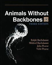 New Plan Texts at the University of Chicago Ser.: Animals Without Backbones :...