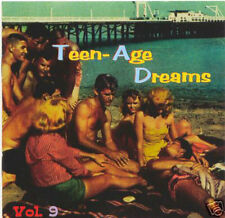 V.A. - TEEN-AGE DREAMS Vol.9 Popcorn & Teenage CD