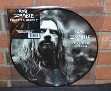 ROB ZOMBIE - Educated Horses, Limited Edition PICTURE DISC + Download NEW!