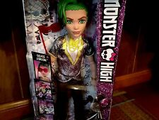 Welcome to Monster High Deuce Gorgon Dance the Fright Away Party Doll -BRAND NEW
