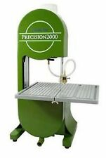 Stained Glass Precision 2000 Bandsaw Diamond Tech Saw NEW + extra wood blade
